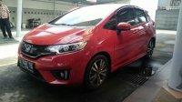 Jual Honda: Jazz RS Merah Met 2015 1.5cc I apik Terawat Nego