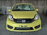 Jual Honda Brio Satya: BRIO LIMITED EDITION WARNA KUNING PROMO RAMADHAN CICILAN TENANG