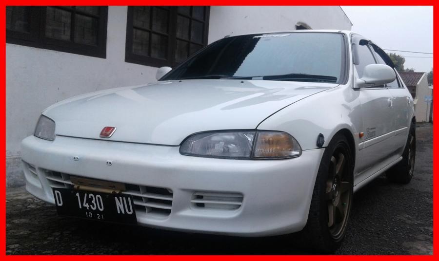Honda Civic SR4 aka Genio Manual Tahun 1993/1994 Mulus ...