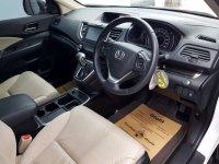 CR-V: Honda Grand new CRV 2.4 AT 2015 Putih (IMG-20180410-WA0010.jpg)