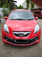 Brio Satya: Dijual Honda Brio MT 2015