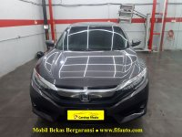 Jual Honda Civic 1.5 Cvt E turbo AT 2016/pemakaian 2017 abu metalik
