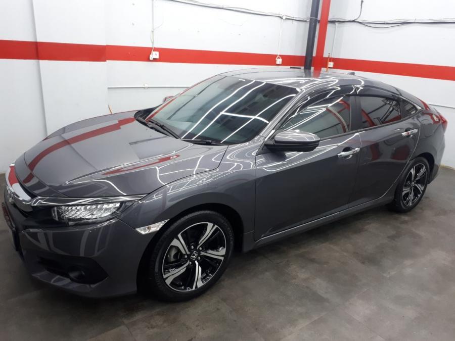 Honda Civic 2016 Vs 2017 >> Honda Civic 1 5 Cvt E Turbo At 2016 Pemakaian 2017 Abu