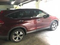 Honda CR-V: Dijual Istimewa CRV 2013 Red Metalic ori, TANGAN PERTAMA !