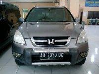 Honda CR-V: New CRV 2.0 Tahun 2004