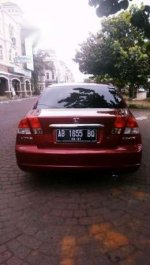Jual Honda civic merah maron 2002 yogyakarta