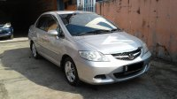 Jual Honda city vtec mstic 2006 silver free BBN Good condition