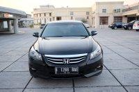 Jual Honda Accord 2013 VTIL matic NIK 2012 Facelift Mulus cukup TDP 37 Jt