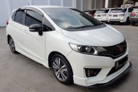 Jual Honda allnew Jazz RS 2015 AT putih