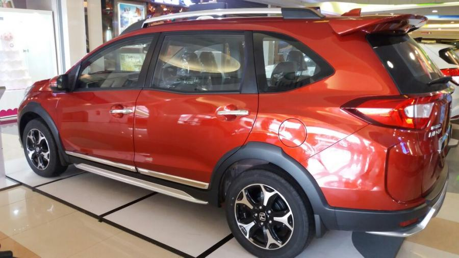 BR V Promo Honda BRV E Cvt Prestige DP 15