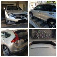 Jual Honda CR-V: Crv2.4 prestige 2013 kondisi istimewa