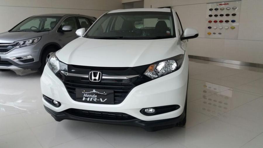 HR-V: Promo Honda Hrv e cvt warna putih ready stock di ...
