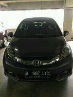 Jual Honda Mobilio e cvt matic 2015 grey istimewa