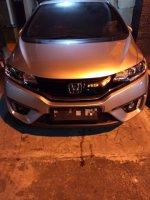Jual Honda Jazz RS M/T 2014/2015 Silver