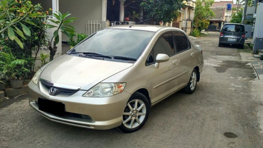 Honda City 2004 2005 Vtec Manual Mobilbekas Com
