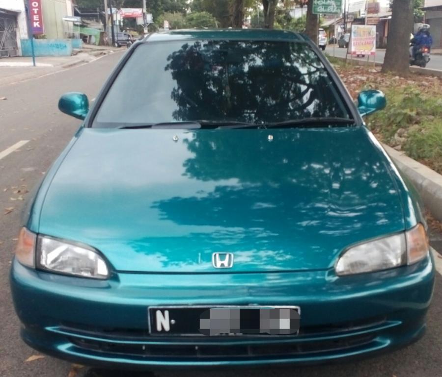 Civic  Honda Genio 95 Istimewa