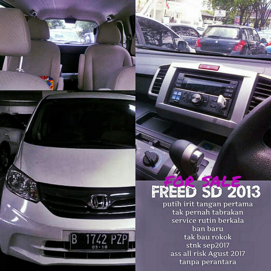 HONDA FREED 2013( SD) - MobilBekas.com