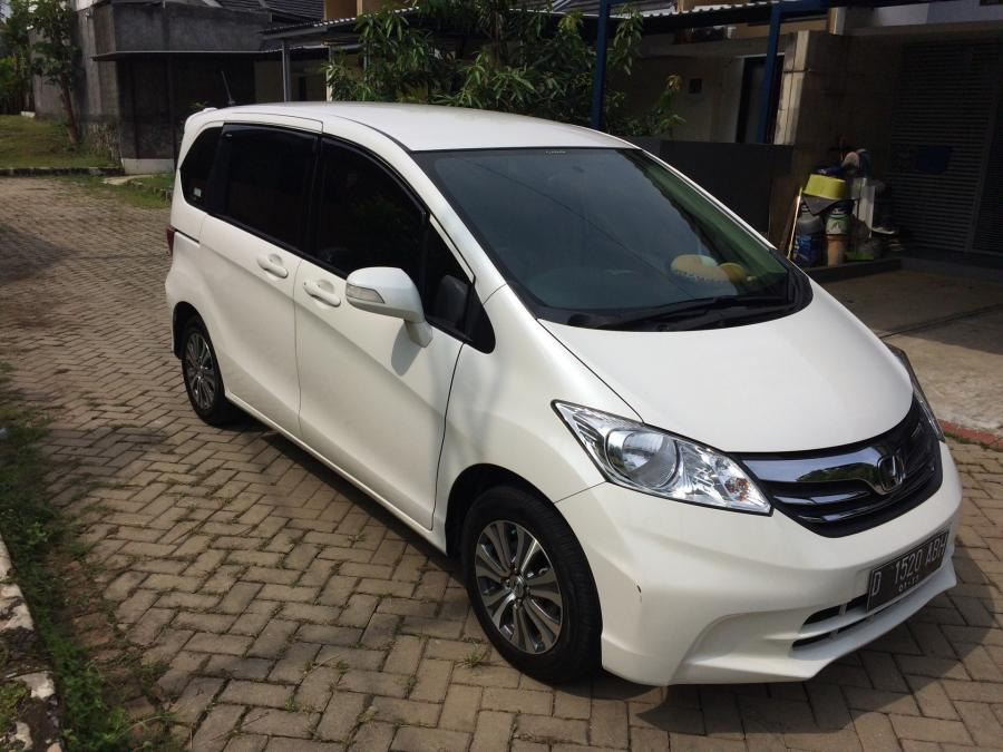 Honda Freed 2014 Tangan Pertama Mobilbekas Com