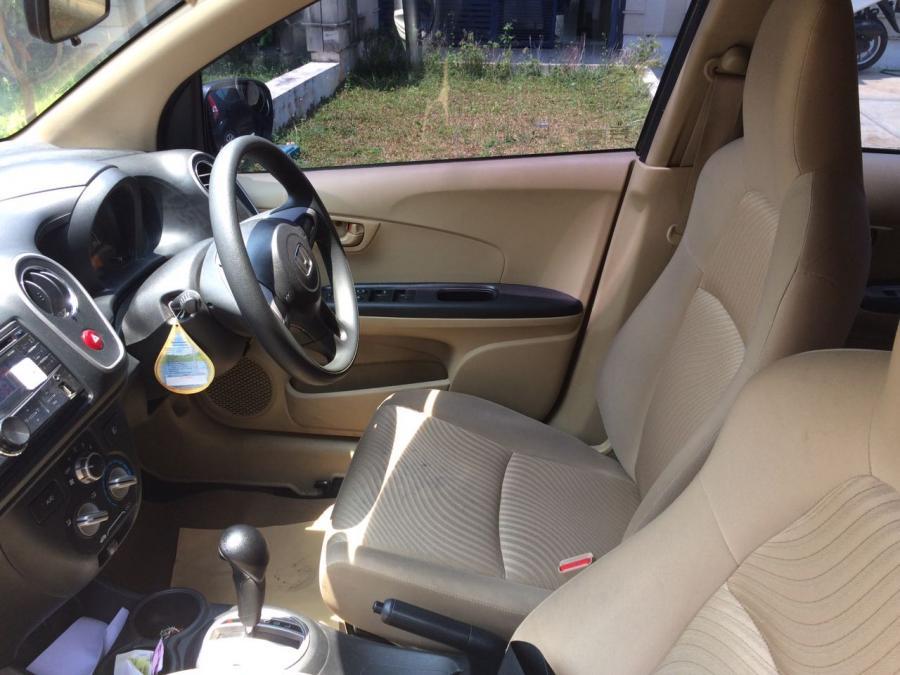 Gambar Dalam Mobil Mobilio Galeri Mobil
