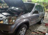 Jual Honda CR-V: CRV2003 manual warna abu abu
