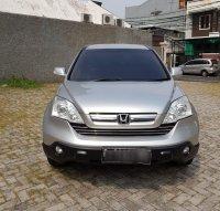 Jual Honda CR-V 2.0 Matic 2007 Silver Siap Pakai