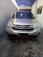 Jual Honda CR-V Tahun 2010 Silver Automatic