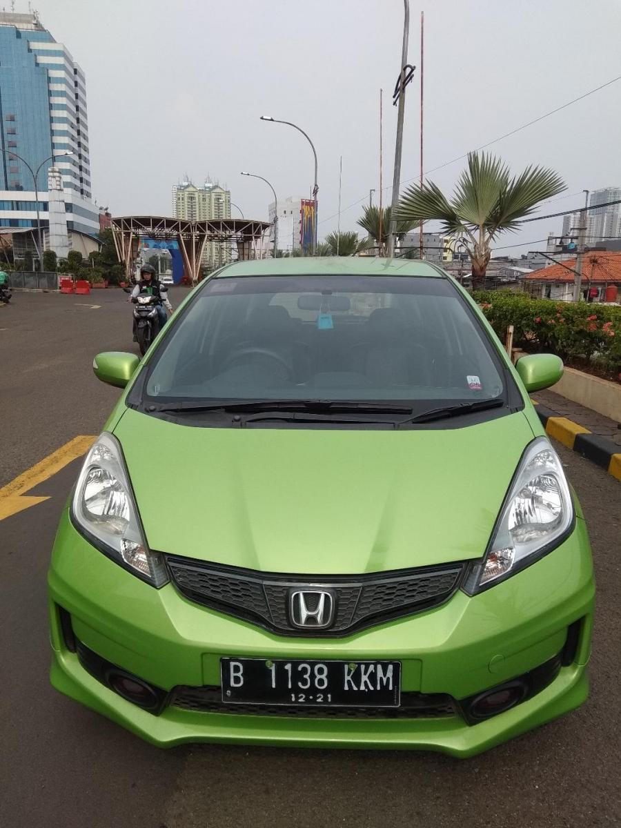 480+ Gambar Mobil Honda Jazz Warna Hijau Terbaru