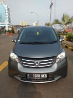 Jual Honda Freed 1.5 PSD AT 2011 Abu abu Metalik