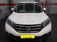 Jual CR-V: Honda Grand new CRV 2.4 AT 2013 Putih