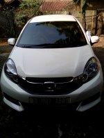 Jual Honda Mobilio 1.5 E CVT M 2014 Putih