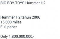 Dijual Hummer H2 2006 (Screenshot_2017-08-15-16-59-571.jpg)