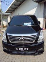H-1: Jual Santai Hyundai H1 CRDi Gx AT