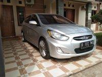 Jual Hyundai: 2012 Grand Avega 1.4 GL New Edition A/T Keren Istimewa Top
