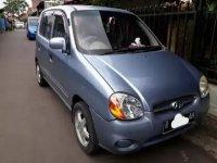 Dijual Mobil HYUNDAI ATOZ tipe G MT Tahun 2005 - Plat R