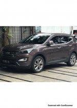 Jual Hyundai Santa Fe: Barang ISTIMEWA  NO PR