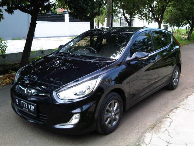 Hyundai Grand Avega Gl 1 4cc Manual Th 2013