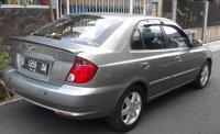 "Hyundai: Avega GX  ""sedan"" lift back sederhana bandel mudah/murah perawatan (Tampak Samping blk.jpg)"