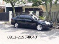 Jual Avega: Hyundai New Accent GLS Thn 2006 Manual pLat D Hitam. Bandung