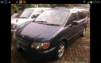 Jual kredit Hyundai Trajet GLS AT th 2002