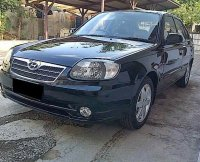 Jual Hyundai Avega GL 1.5 th 2009 warna hitam