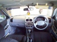 Jual Hyundai Avega GX 1.5 AT Silver 2011