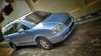 Jual Hyundai Trajet 2.7 Gl V6 Se MPV keluarga lega  special edition, langka