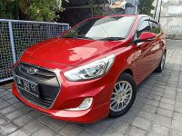 Jual Hyundai Grand Avega 1.4 L Manual th 2015 asli DK