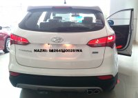 Jual Hyundai Santa Fe: santafe METIK 2.2CC paling yaman dan gede