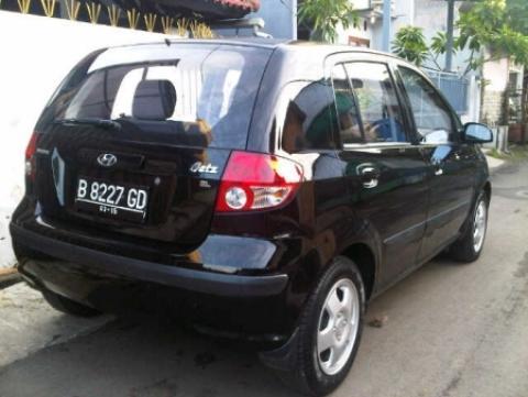 Hyundai Getz Tahun 2006 - MobilBekas.com