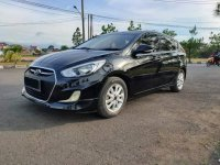 Jual Hyundai: GR AVEGA GL MATIC 2015 BLACK PLAT B //CASH KREDIT