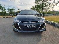 Jual Hyundai Grand Avega 1.4 GL A/T 2015 Black