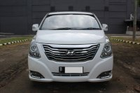 Jual H-1: HYUNDAI H1 XG BENSIN AT 2014 PUTIH (NEW MODEL)