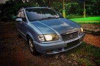 Jual Hyundai Trajet: MPV keluarga lega langka siap pakai