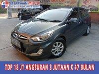Hyundai Grand Avega 1.4 cc Automatic Thn.2012